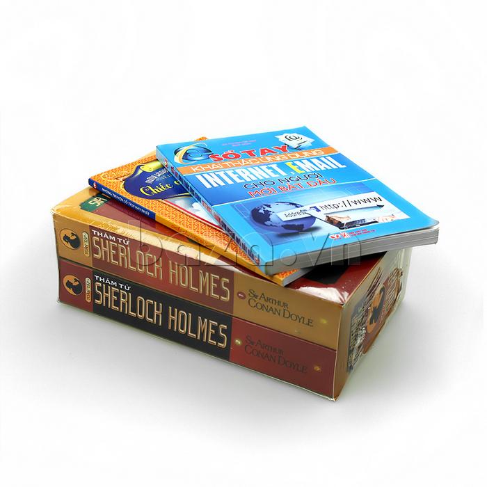 Thám tử Sherlock Holmes cuốn sách của nhân loại