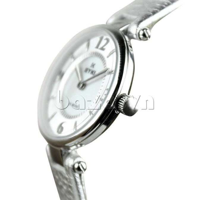 Đồng hồ nữ Eyki EMOS8771S hoàn hảo mọi chi tiết