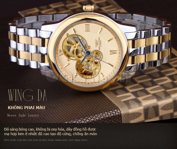 Đồng hồ nam Brigada 6006 thời trang