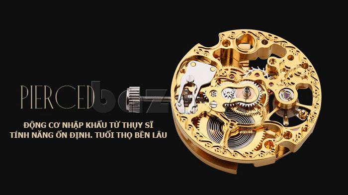 Đồng hồ nam Brigada 6006 thiết kế độc