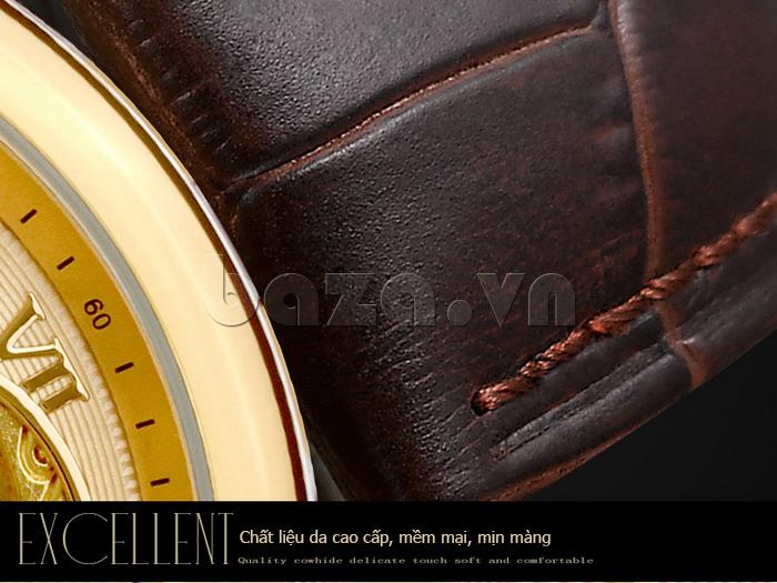 Đồng hồ nam Brigada 6006 thiết kế độc đáo