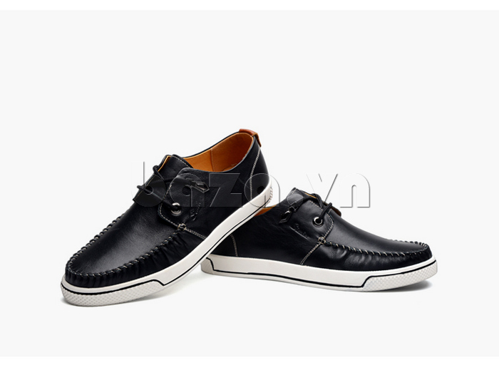 Giày da nam Simier 8116 cá tính