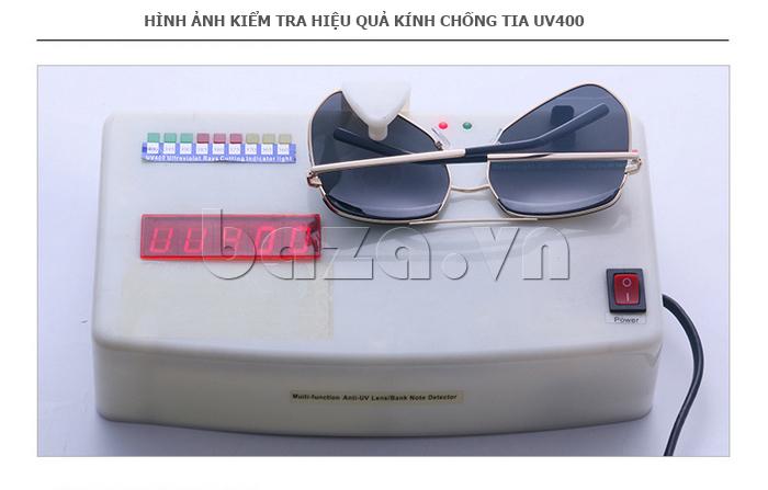Kiểm tra độ phân cực của Kính mắt phân cực BLSBlues 15011