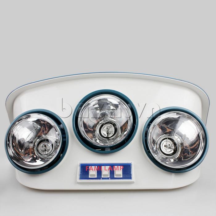 Đèn sưởi điều khiển từ xa Fami Lamp thuộc dòng đèn sưởi đa năng