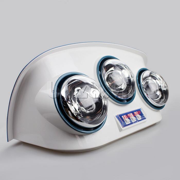 Đèn sưởi điều khiển từ xa Fami Lamp sử dụng tia hồng ngoại tốt cho sức khỏe