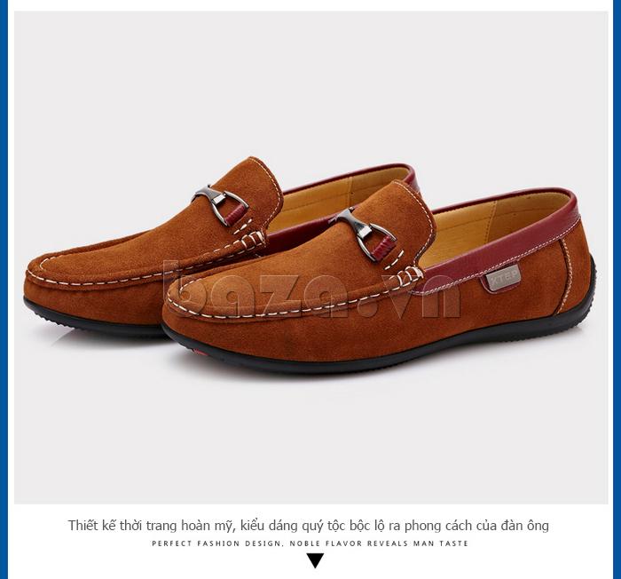 Giày loafers nam thời trang CDD D531