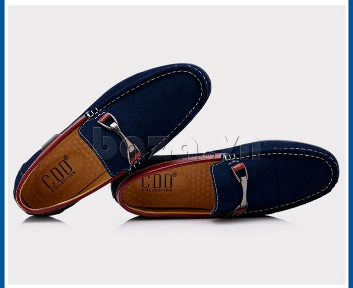 Giày loafers nam CDD D531