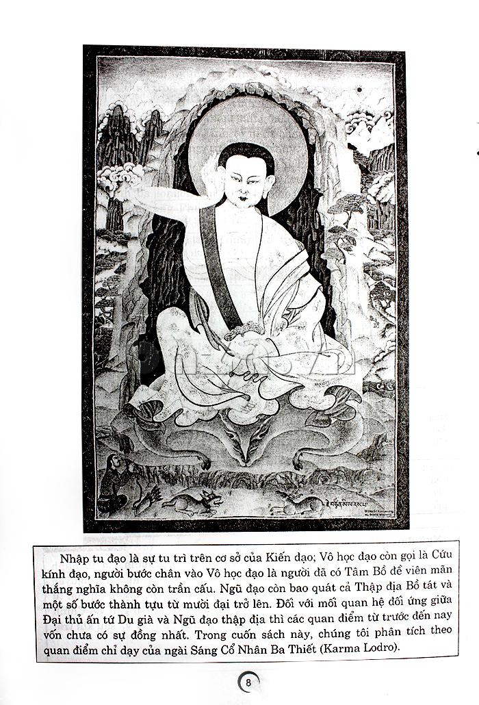 Đại thủ ấn - Chứng đắc Tây tạng mật pháp viên mãn thân tâm - sách cho người tu hành
