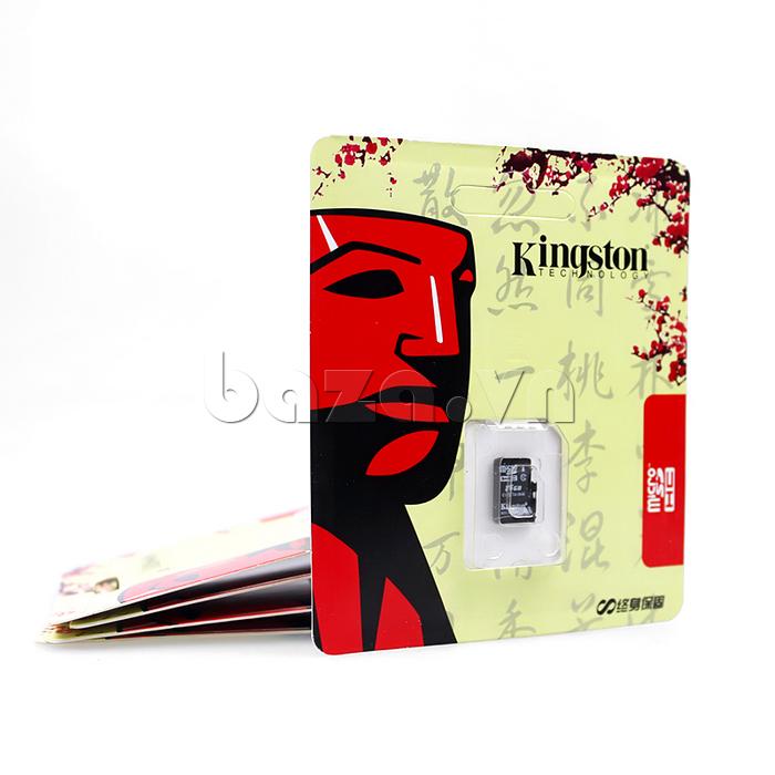 Thẻ nhớ Kingston 4GB class 4 nhỏ gọn