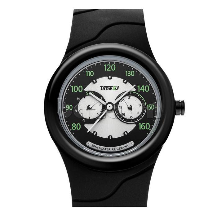 Đồng hồ thời trang Time2U dành cho người đam mê tốc độ