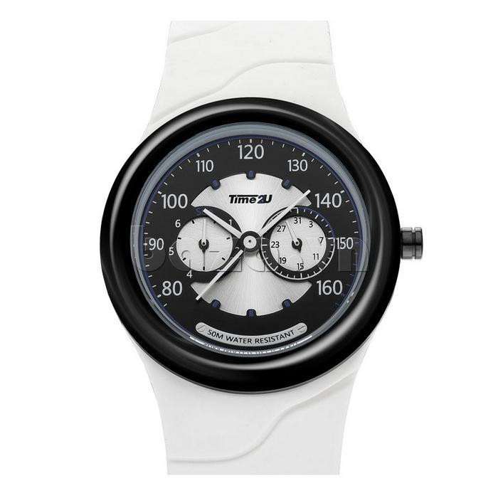 Đồng hồ thời trang Time2U mạnh mẽ