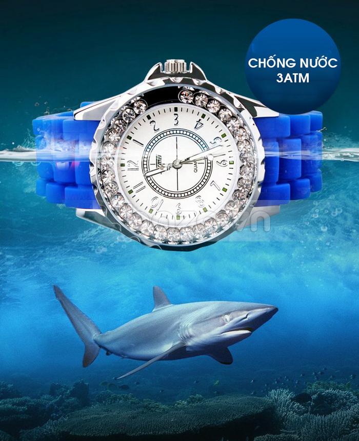 Đồng hồ nữ Skmei 0991 chống thấm nước 3ATM, thoải mái sử dụng