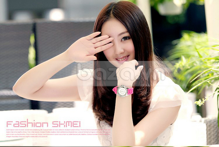 Baza.vn:  Đồng hồ nữ Skmei 0991