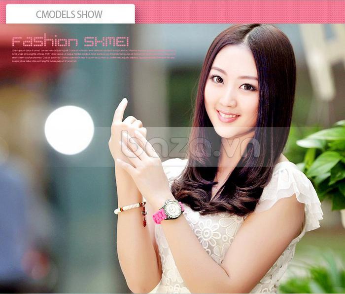 Đồng hồ nữ Skmei 0991 màu sắc cá tính và sang trọng