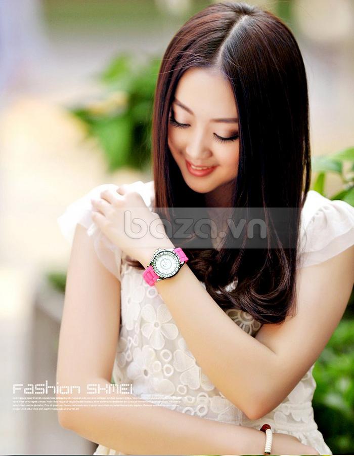 Đồng hồ nữ Skmei 0991 chất lượng cao cấp