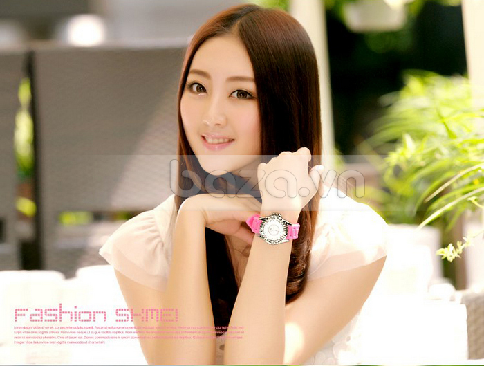 Baza.vn:  Đồng hồ nữ Skmei 0991 món quà tuyệt vời