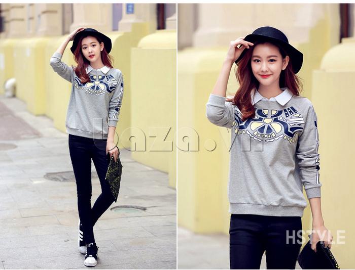 Áo nữ thời trang HStyle NJ4312
