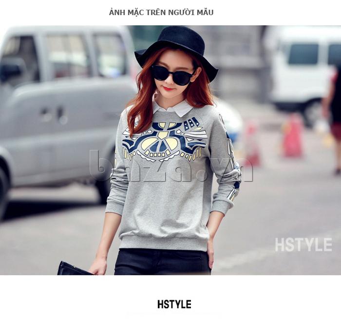 Áo thun nữ HStyle NJ4312
