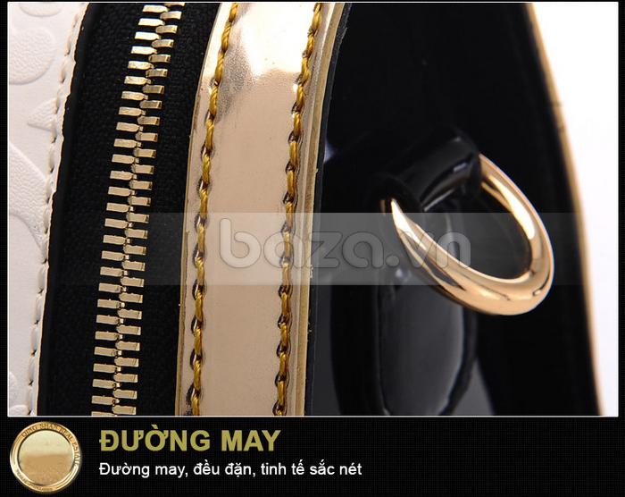 Baza.vn: Túi xách nữ Binnitu phong cách Hàn Quốc chỉ may chắc, bền