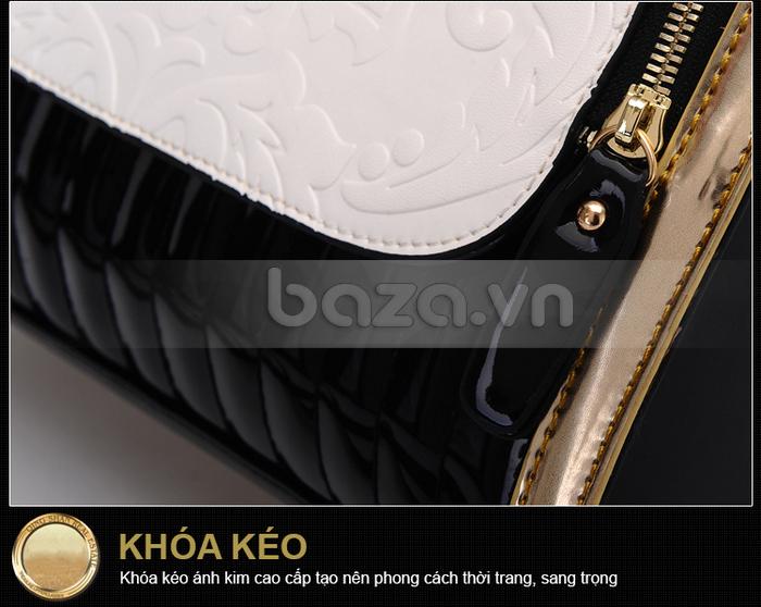 Baza.vn: Túi xách nữ Binnitu phong cách Hàn Quốc đường may tỉ mỉ