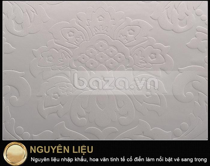Baza.vn: Túi xách nữ Binnitu phong cách Hàn Quốc hoa văn mới lạ