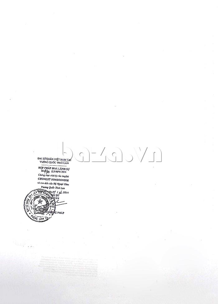 Bao cao su Durex Strawberry - chứng nhận thương hiệu