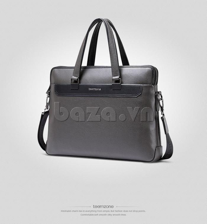 Túi xách nam nhập khẩu Teemzone T1031