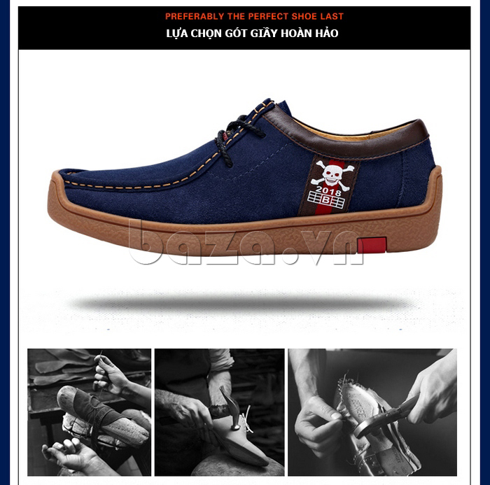 Gót giày CDD