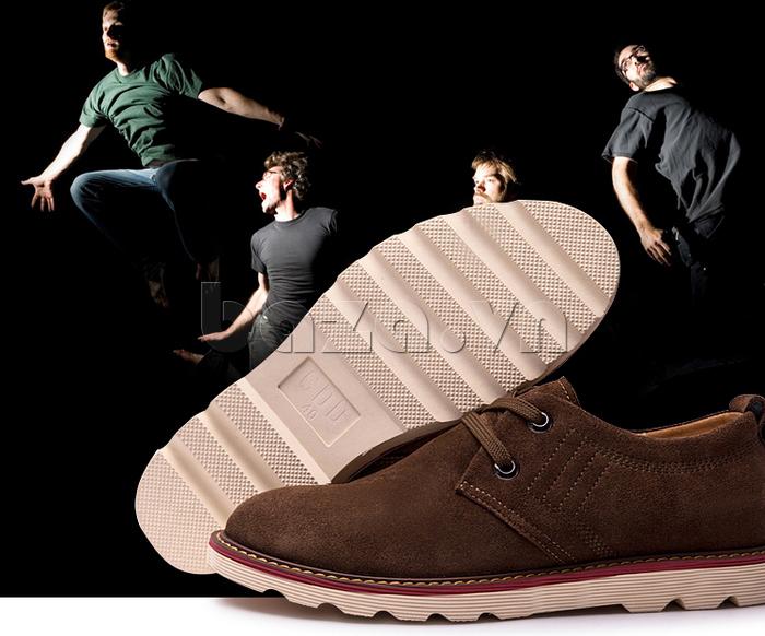 giày nam CDD 233 kiểu dáng thể thao