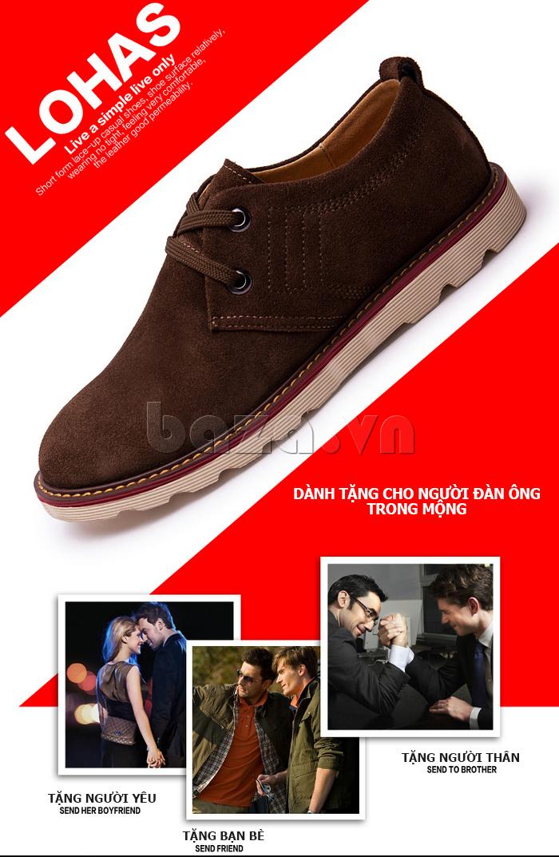 giày nam CDD 233 dành cho người năng động