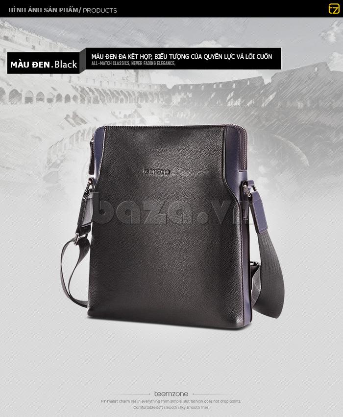 Túi nam thời trang Teemzone T0845 hoàn hảo