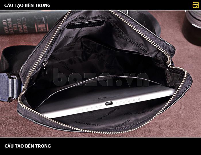Túi nam thời trang Teemzone T0845 tinh xảo