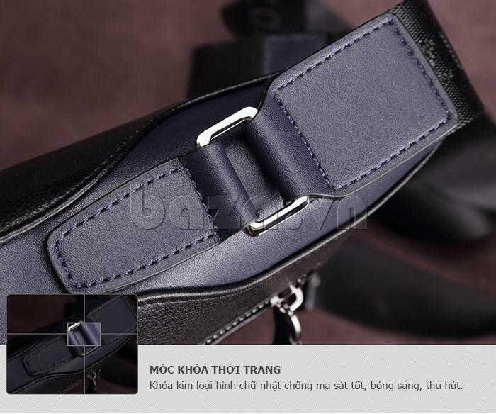Túi nam thời trang Teemzone T0845 túi da nam cao cấp và hoàn hảo