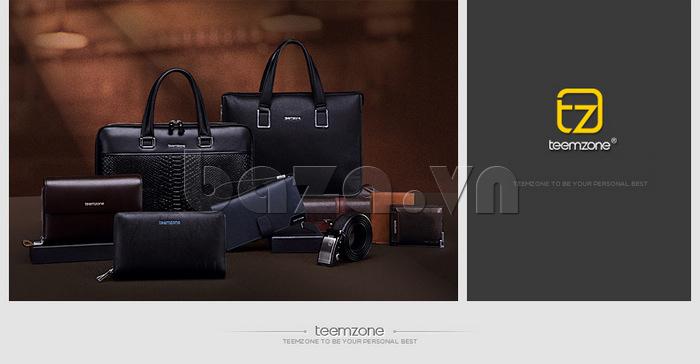 Túi nam thời trang Teemzone T0845 túi xách thời trang