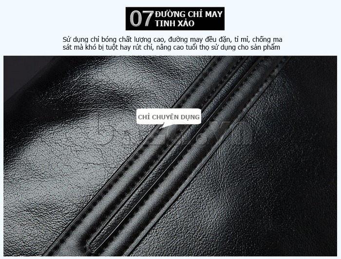 Túi da nam Feger 901-2 chiếc túi da chất lượng