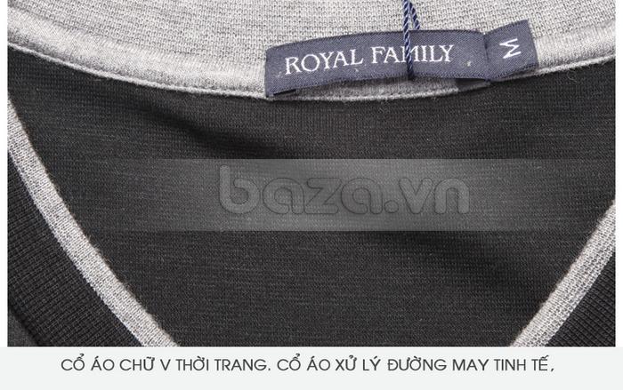 Baza.vn:  Áo nam thu đông Royal Family FL026952