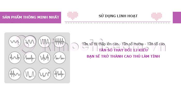 Trứng rung đa tần cực sướng cho nữ Dr.T 6922359300690 sản phẩm thông minh thêm kích thích khi ân ái