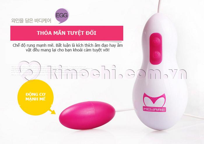 Trứng rung đa tần cực sướng cho nữ Dr.T 6922359300690 động cơ mạnh mẽ