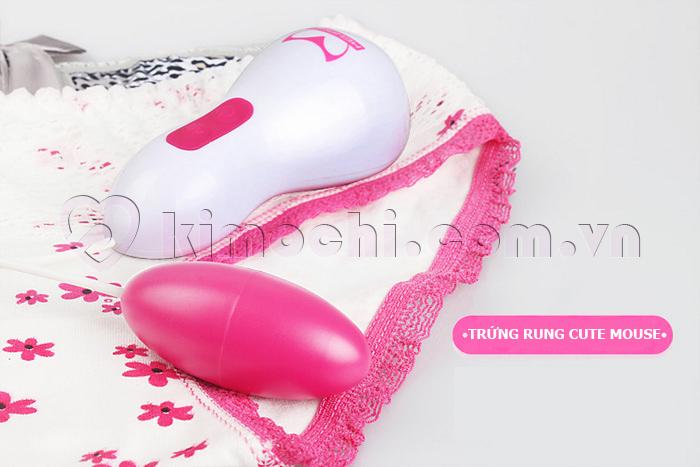 Trứng rung đa tần cực sướng cho nữ Dr.T 6922359300690 - hình ảnh sản phẩm