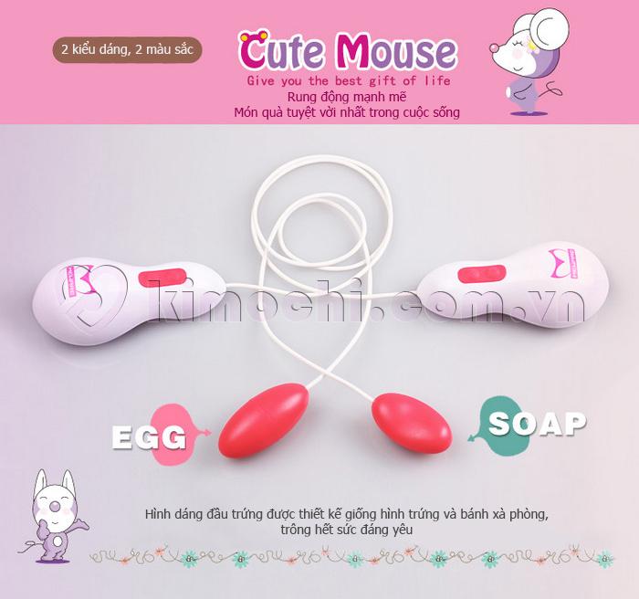 Trứng rung đa tần cực sướng cho nữ Dr.T 6922359300690 kiểu dáng màu sắc đa dạng