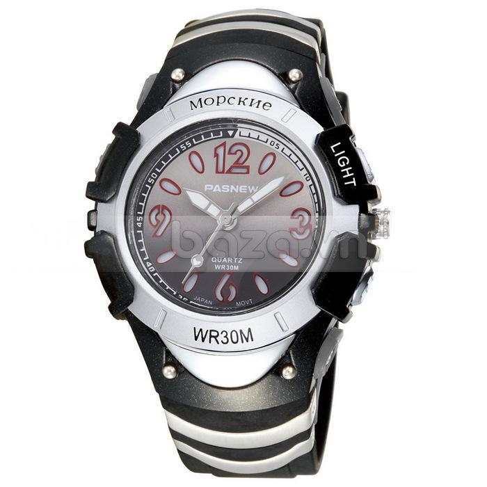 Đồng hồ thể thao PASNEW thể hiện phong độ