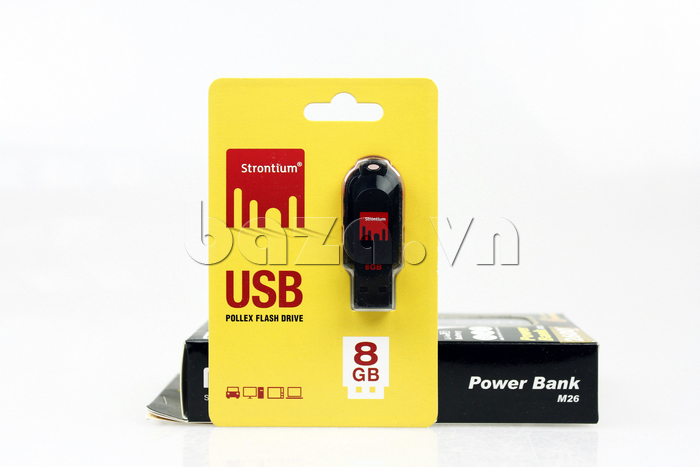 USB Strontium 8GB chính hãng