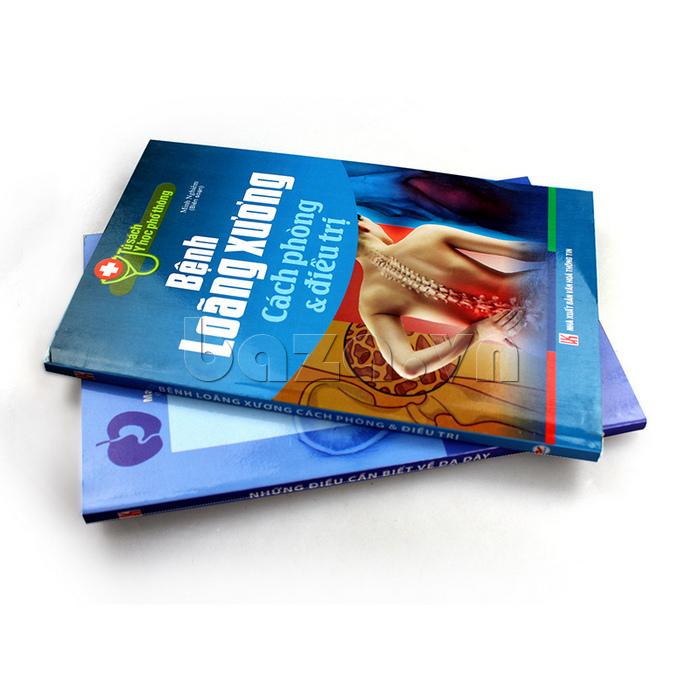 Sách hay Bệnh loãng xương cách phòng & điều trị