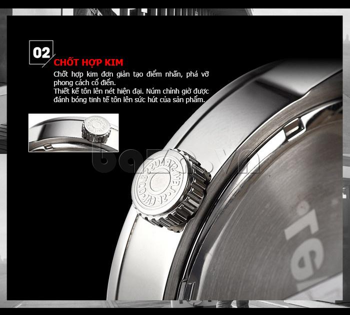 Đồng hồ nam Levis LTG08 số to bản, chống nước hiệu quả ấn tượng