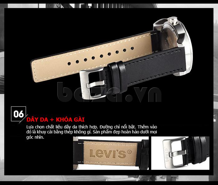 Đồng hồ nam Levis LTG08 số to bản, chống nước hiệu quả chất lượng