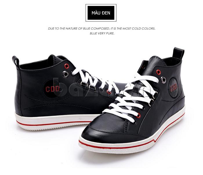 Giày nam thể thao CDD phong cách Casual