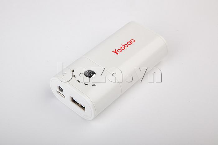 Pin dự phòng di động 3400mA Yoobao YB620 cần thiết