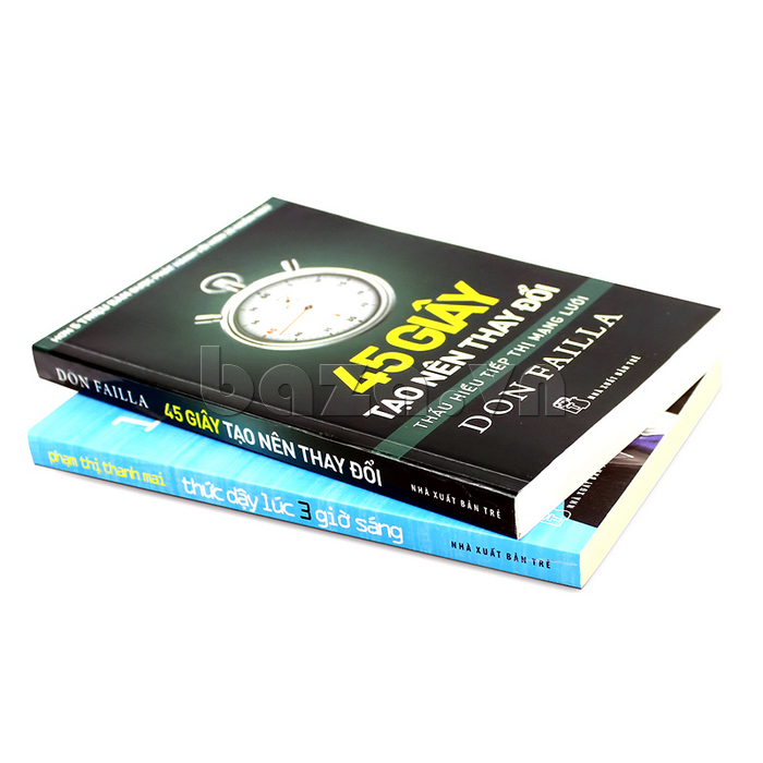 45 giây tạo nên thay đổi - Thấu hiểu tiếp thị mạng lưới sách ý nghĩa