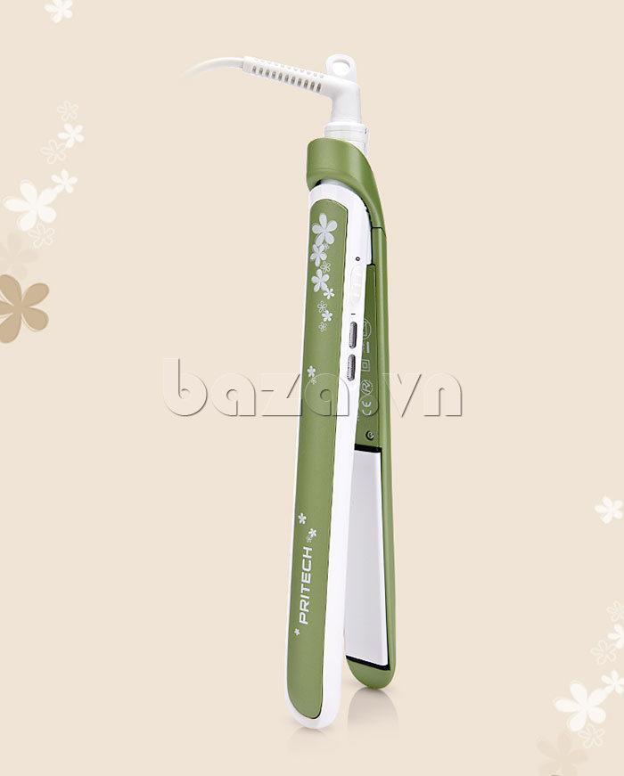 Máy là tóc phủ men gốm Pritech TA-1219