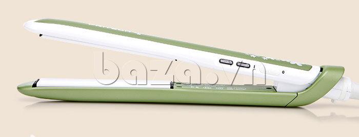 Máy là tóc phủ men gốm Pritech TA-1219 dễ sử dụng
